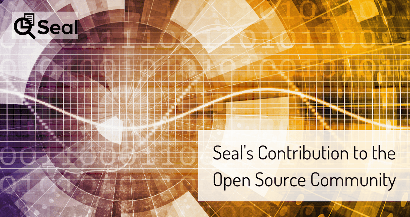 Seal Software's Contribution to the Open Source Community