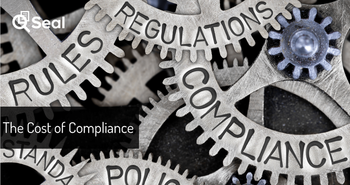 The Cost of Compliance