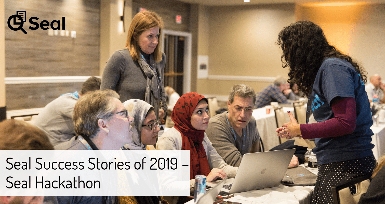 Seal Success Stories of 2019 – Kickoff Hackathon