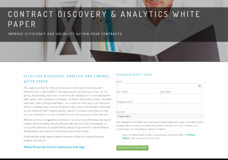 Effective Discovery, Analysis and Control Whitepaper with Spend Matters