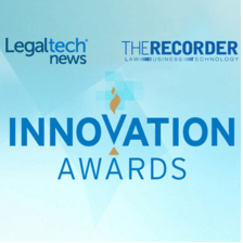 Seal Software Wins LegalTech News 2016 Innovation Award