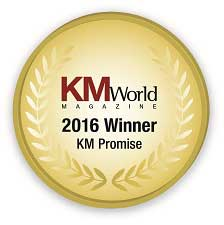 Seal Software Wins 2016 KMWorld Promise Award