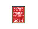 The Globee Awards: Annual 2014 Globee Fastest Growing Private Companies