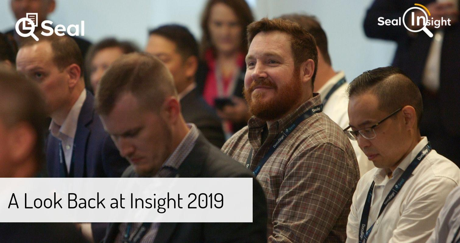 A Look Back at Insight 2019