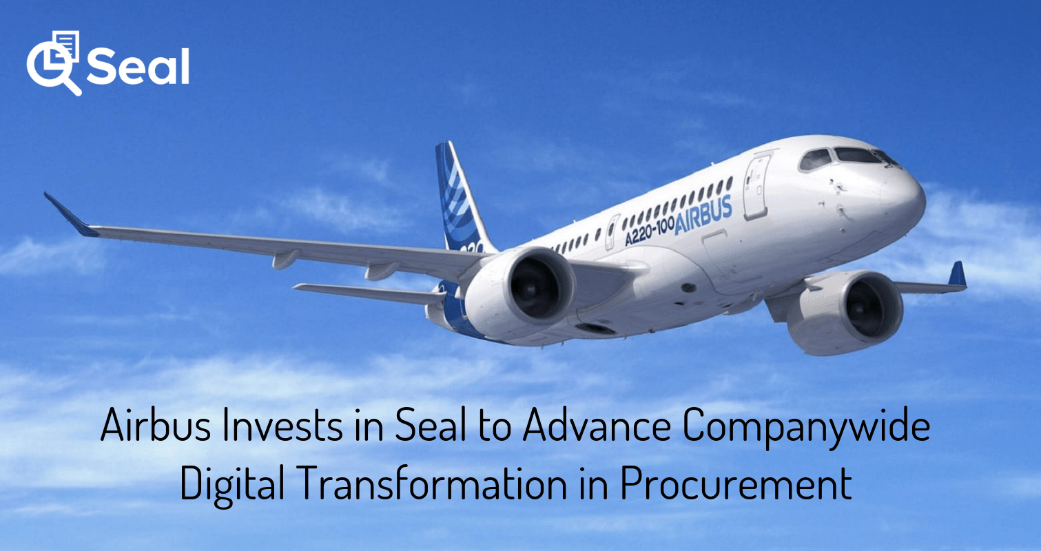 Airbus Expands Partnership to Advance Companywide Digital Transformation in Procurement