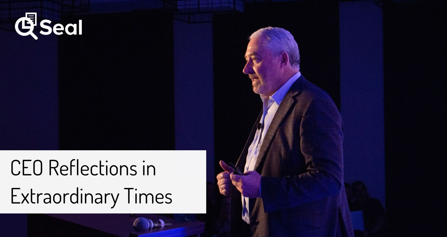 CEO Reflections in Extraordinary Times