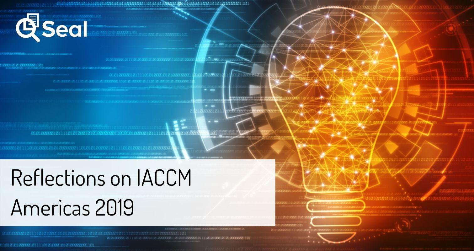 Reflections on IACCM 2019 Americas