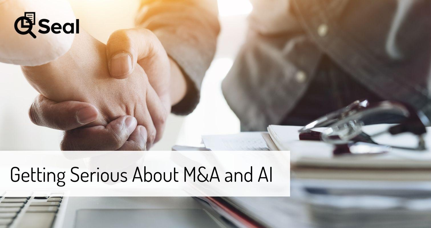 Getting Serious About M&A and AI