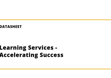 Learning Services – Accelerating Success