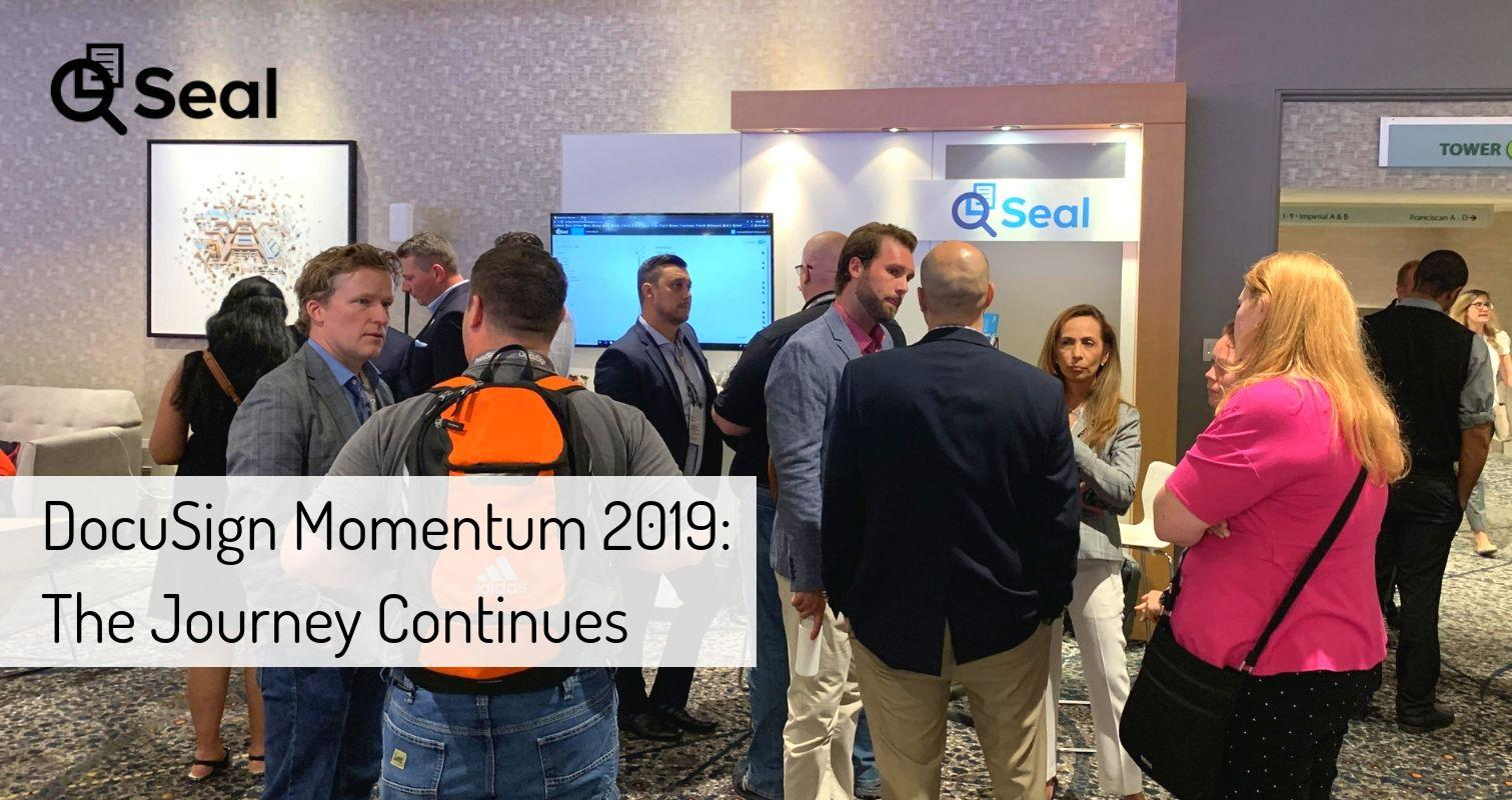 DocuSign Momentum 2019: The Journey Continues