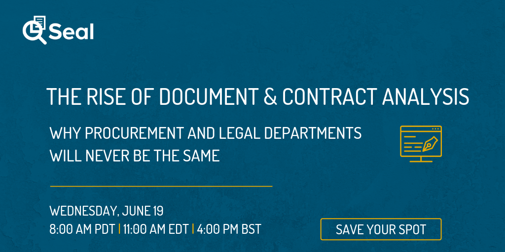 The Rise of Document and Contract Analysis