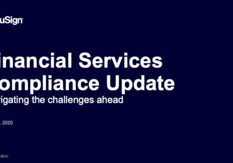 Financial Services Compliance Update: Navigating the Challenges Ahead