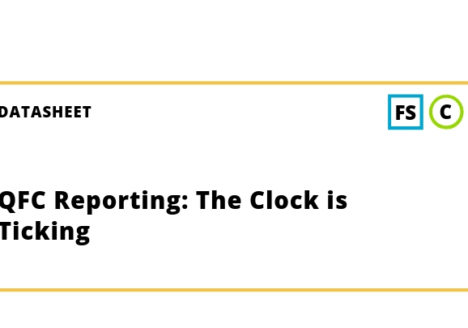 QFC Reporting: The Clock is Ticking