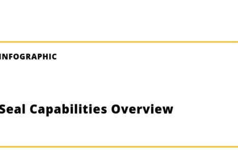 Infographic: Seal Capabilities Overview