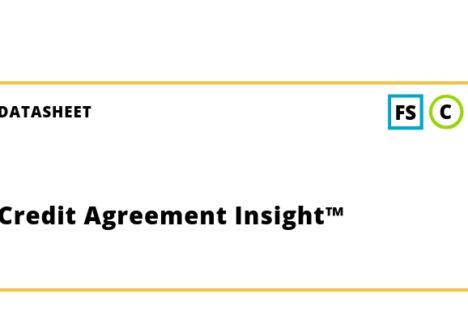 Credit Agreement Insight™