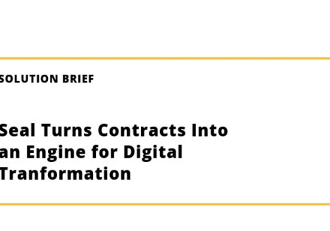 Seal Turns Contracts Into an Engine for Digital Transformation