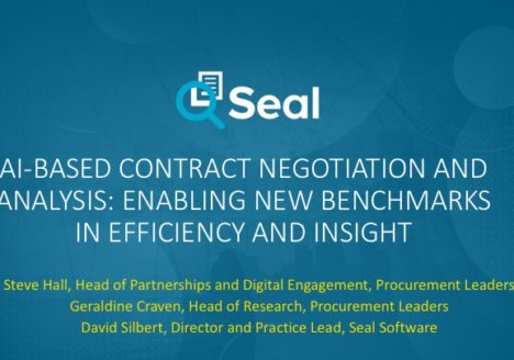 AI-Based Contract Negotiation and Analysis: Enabling New Benchmarks in Efficiency and Insight