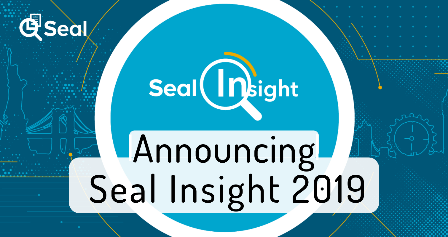 Announcing Seal Insight 2019