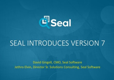 Seal Introduces Version 7