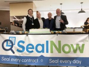 Seal Software Executives Launching Seal Now