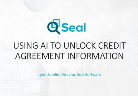 Using AI to Unlock Credit Agreement Information